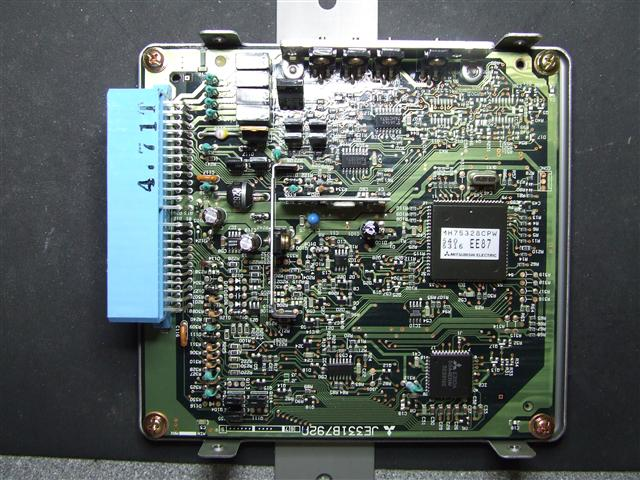 Exchange Suzuki ECUs